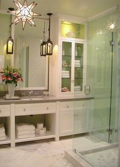 Favorite bathroom from Bath Crashers, view 2