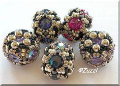 Beaded bead (spacers)