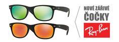Sluneční brýle Ray-Ban New Wayfarer s antireflexní úpravou vám poskytnou opravdu komfortní vidění! Brýle Ray-Ban New Wayfarer jsou unikátní svým nadčasovým designem s mírně oválnými čočkami, které se skvěle hodí ke každému typu tváře. Original Ray-Ban. http://www.i-bryle.cz/item.php?gr=GR16662