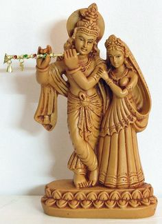 Radha Krishna - The Divine Lovers (Stone) Radha Krishna Images, Lord Krishna Images, Krishna Radha, Krishna Love, Radhe Krishna Wallpapers, Krishna Statue, Dark Wallpaper Iphone, Stone Statues, Krishna Painting