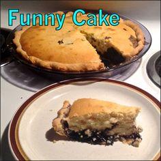 Pennsylvania Dutch Funny Cake 8 Steps with Pictures - Instructables Amish Recipes, Cake Recipes, Dessert Recipes, German Recipes, Homemade Pie, Homemade Cakes, Pennsylvania Dutch Recipes, Cake Portions, How To Make Pie