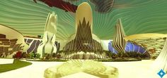 Объединенные Арабские Эмираты собираются построить город на Марсе