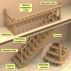 деревянная лестница - Поиск в Google