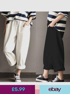 Zanzea Trousers Clothes, Shoes & Accessories