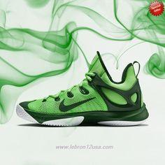 online retailer 05e09 581d8 705370-331 Poison Green White Gorge Green Nike Zoom Hyperrev 2015 Coupons  Sale