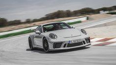 2018 Porsche 911 GT3 in crayon gray Photo 6