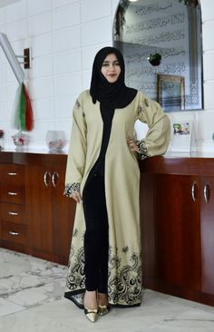 abaya, Abaya Fashion, Abaya trend, Colorful Abayas, Formal hijabi wear, hijabi outfit of the day, how to wear maxi skirts in office, jersey hijab   To know where to the get low cost abayas head over to my blog