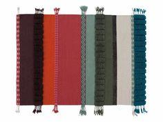 Tapete de lã com listrado ALEXANDRA - GAN By Gandia Blasco