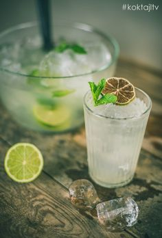 Party Drinks, Prosecco, Mojito, Holiday Recipes, Smoothies, Grilling, Food And Drink, Menu, Gastronomia