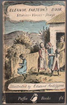 Eleanor Farjeon's book with illustrations by Edward Ardizonne