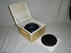 "dutch oven box | Bob's Toy Shop - 8"" Dutch Oven Box..."