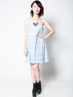 CASEY Paisley Summer Dress