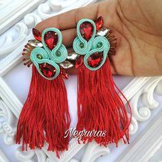 La magia de crear para que ustedes luzcan fabulosas 💁♀️💎 . . . ✔️Pedidos y ventas 📲+58 4163994267 📩Yendomaracosta@gmail.com 📥Direct… Crochet Earrings, Drop Earrings, Jewelry, Fashion, Create, Magick, Moda, Jewlery, Bijoux