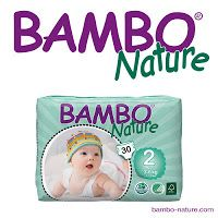 Best Eco-Friendly Disposable Diapers for Sensitive Skin, Bambo Nature Review and Giveaway ends 10/1/13.