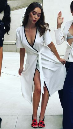 Bellarke, Lexa Y Clarke, The 100, Alycia Jasmin Debnam Carey, Pernas Sexy, Eliza Taylor, Female Character Inspiration, Girl Crushes, Stylish Outfits