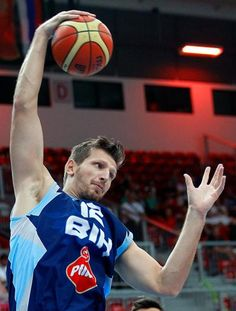 Bosnia's Mirza Teletovic