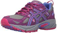 ASICS Women's Gel-Venture 5 Trail Runner, Phlox/Sport Pink ...