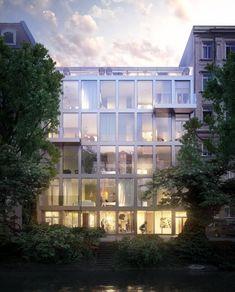 Schanzengraben Apartments - Halter AG | Slashcube