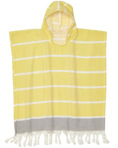MAYDE Turkish towel and beach towel, MAYDE Kids Shelly Poncho