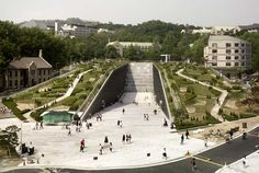 "Ewha Womans University , Seoul, S. Korea. Bay Path students who are not able to study abroad in the ""real world"" may register for that course or any of the others as a form of On-line Study Abroad."