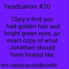 mortal instruments headcanons - Google Search