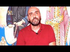 Αγ. Παϊσιος: Γιώργο αυτό που έρχεται δεν θα το αντέξεις - YouTube Polo Shirt, T Shirt, Mens Tops, Youtube, Fashion, Supreme T Shirt, Moda, Polos, Tee Shirt