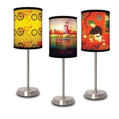 Lamp-In-A-Box                                        Shed a Little Light          Lamp-In-A-Box is on a mission to redefine the experience of everyday lighting. The California-based company partners with noted artists and iconic brands to make unique, affordable and fun table lamps relevant to people's individual tastes and lifestyles.