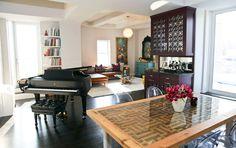 Visita la casa de David y Sarah Joy Miller