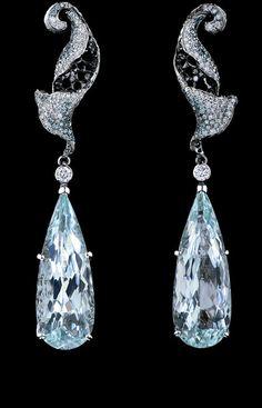 Jewellery Theatre - Autumn Earrings