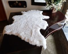 XL Australian Shearling 100% Pure Genuine Sheepskin for Armchairs