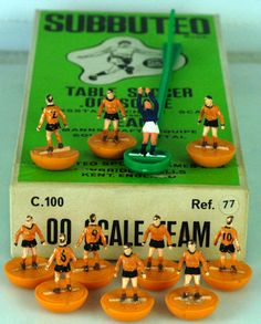 Wolves (Subbuteo team nr. 77)