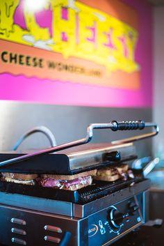 Grilled Cheese Wonderland