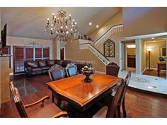 LUXURY LAS VEGAS HOME FOR SALE – Award Realty – Price: $295,000 Las Vegas Homes, Awards, Dining Table, Luxury, Furniture, Design, Home Decor, Decoration Home, Room Decor