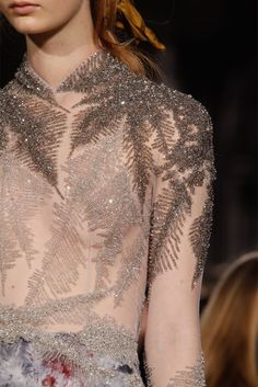 The new #fashion #trend off the runways. See through...but not really. You can find jewels, studs, embroidery that give sheer fabrics coverage in just the right places.