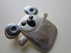 Koala Pin Brooch by Pinderella on Etsy, $11.95