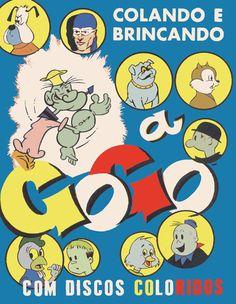 Colando E Brincando A Go Go, 1968
