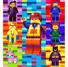 The Lego Movie by hollyfig.deviantart.com on @DeviantArt
