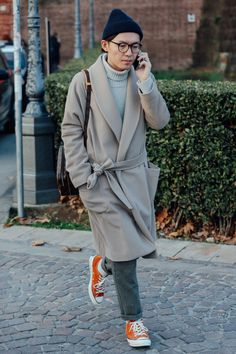 Street style inspiration for days–direct from the men's shows in Florence Hipster Grunge, Grunge Goth, Street Style Vintage, Autumn Street Style, Over The Top, Street Style Inspiration, Casual Chic, Smart Casual, Best Mens Fashion