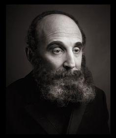 Rafael Goldchain · Late 1990s and Early 2000s Self Portrait as Baruch Rubinsztajn   B. Poland, late 1800s d. Poland, early 1940s