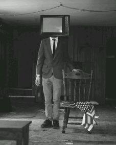hey? the Tv man!