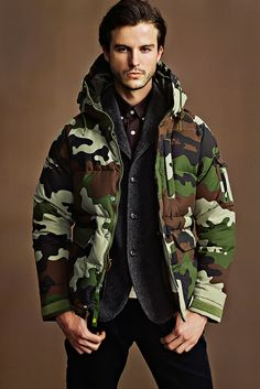 Camo is back. Mixed feelings about it.