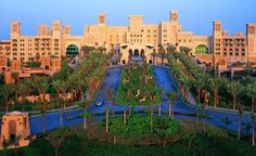Al Qasr Hotel, Dubai