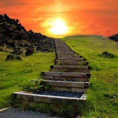 The 100 Most Beautiful and Breathtaking Places in the World in Pictures; Stairway to Heaven, Iceland Beautiful Places In The World, Places Around The World, Oh The Places You'll Go, Places To Visit, Around The Worlds, Amazing Places, Stairway To Heaven, Iceland Photos, A Course In Miracles