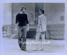 CA244 1977 Original Photo LESLIE BROWNE & MIKHAIL BARYSHNIKOV Turning Point | eBay