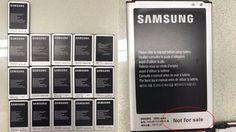 Impiegato Samsung ruba 8474 smartphone con un trucco geniale