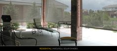 Solar Shades for indoor or outdoor use charlotte nc