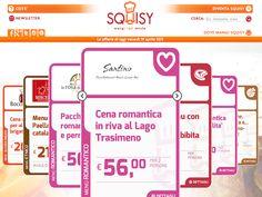 Ristoranet.it - Squisy è un portale che propone offerte last minute per cenare al ristorante. Può essere definito la nuova frontiera della ristorazione 2.0 che consiglia gli… Continua »