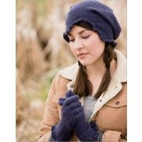 Blume Hat and Gloves | InterweaveStore.com
