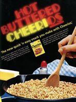 1982 recipe for #Disco #Cheerios. Not heart-healthy.  #vintage #snack