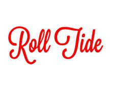 University Of Alabama Crimson Tide Roll Tide Decal For Laptop, Car, Truck Roll Tide Alabama, Alabama Crimson Tide Logo, Crimson Tide Football, Oregon Ducks Football, Ohio State Football, American Football, Alabama Football Quotes, Football Stuff, Alabama Athletics